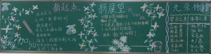 新生军训黑板报图片,酸甜苦乐的军训生活