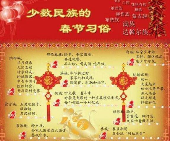 春节习俗,爆竹的传说