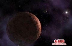 美国发现粉色星球 直径450公里是一颗矮星