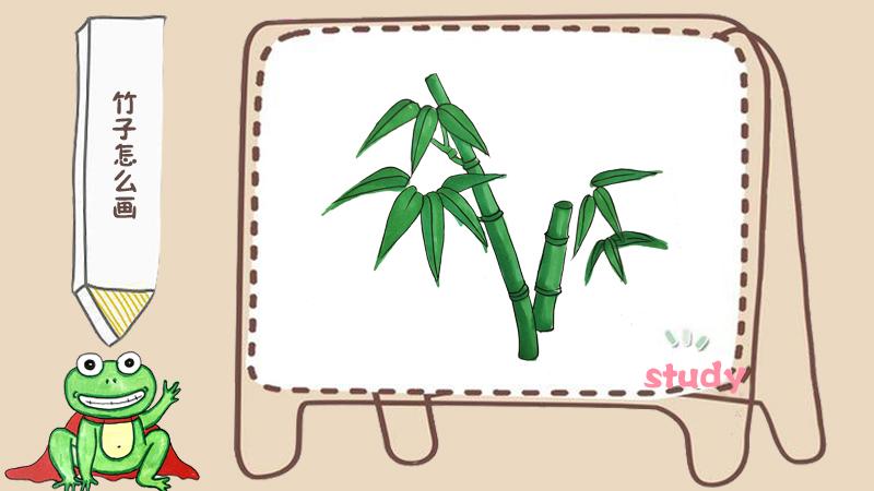 樱花怎么画