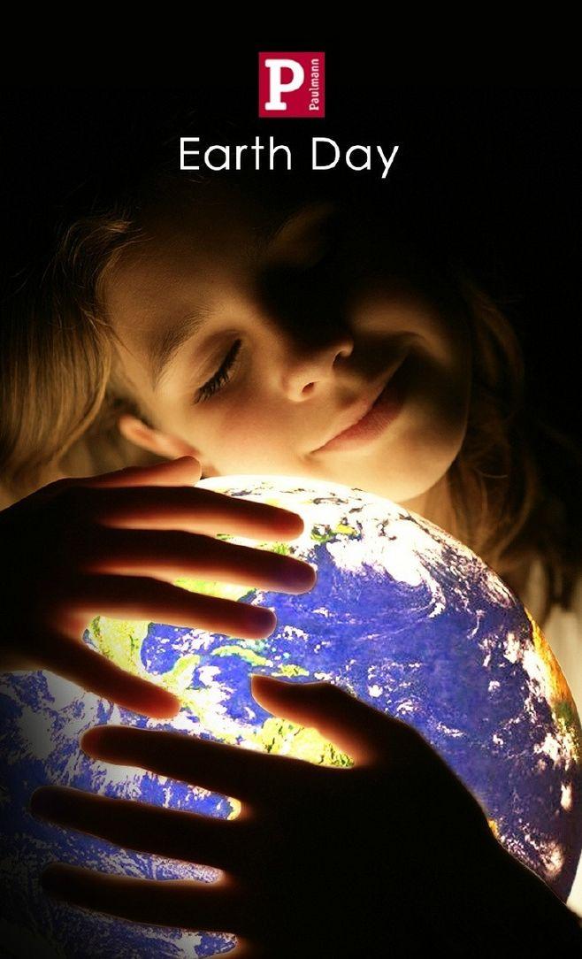 4.22世界地球日宣传海报,美好家园严于绿己