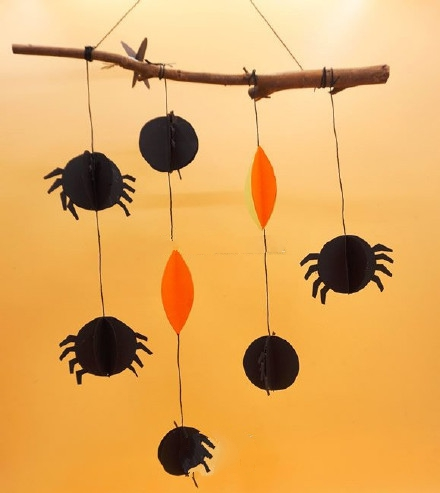 万圣节创意手工制作,漂亮的的南瓜灯制作方法
