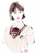夏至未至郑爽插画组图