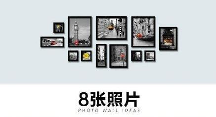手绘墙装饰画素材,空白墙装饰画大全(九张)