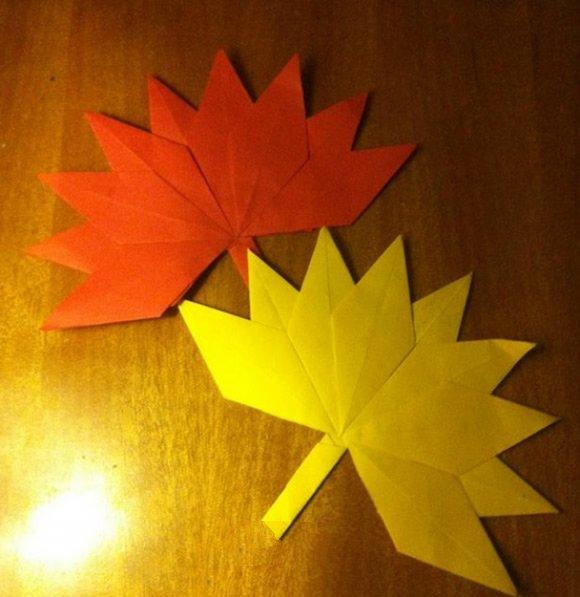 简单的儿童手工折纸教程,可口的冰激凌