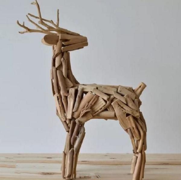 创意木上烙花木工艺品制作