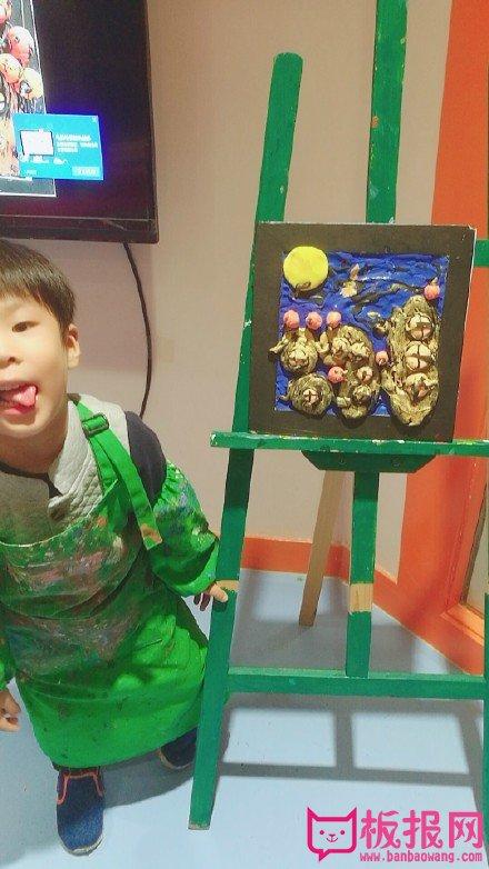 儿童创意手工,万圣节鬼屋(五张)