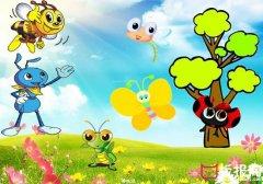 昆虫们的大party 校园小品剧本《昆虫大会》
