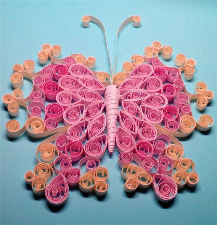 手工的创意作品,芭蕾少女