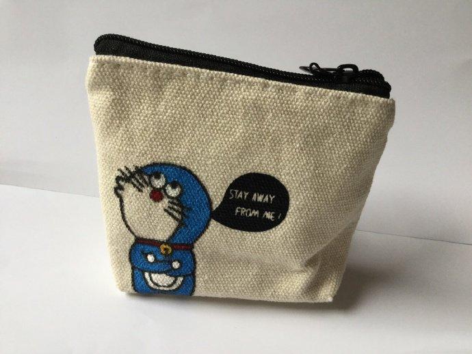 超简单的创意手工教程,布袋子的华丽变身