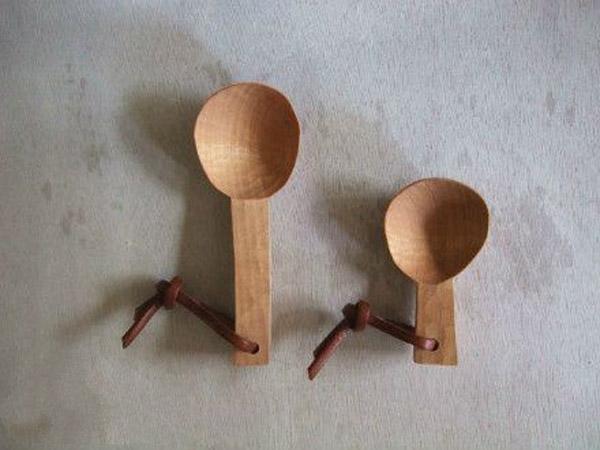 Andreas Söderlund木器,愉悦口腹身心的木质餐具