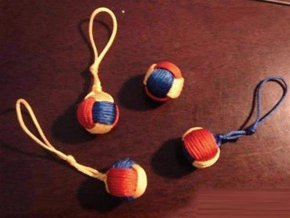 青花瓷手链的编织方法