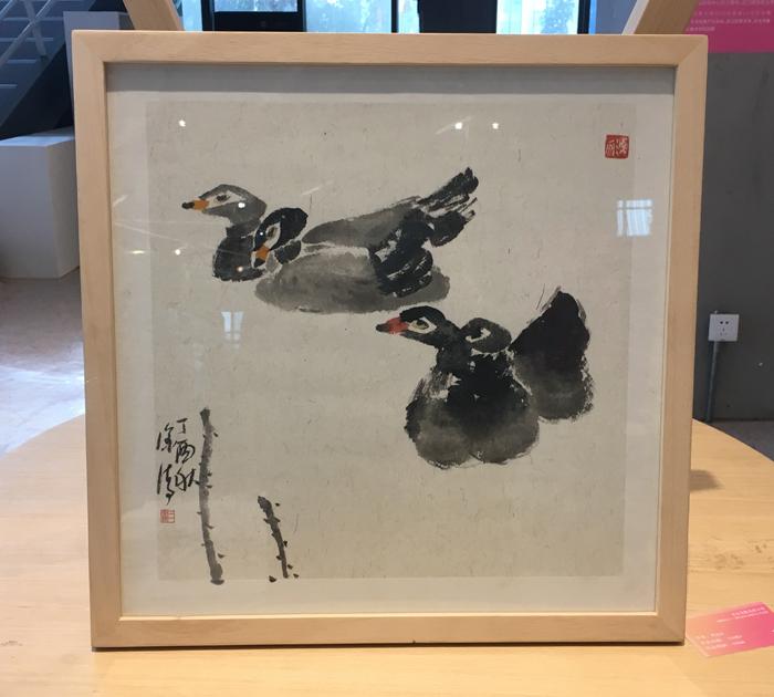 优秀的中国画欣赏,花鸟画