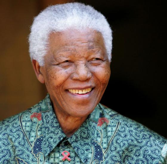 名人故事:南非总统曼德拉