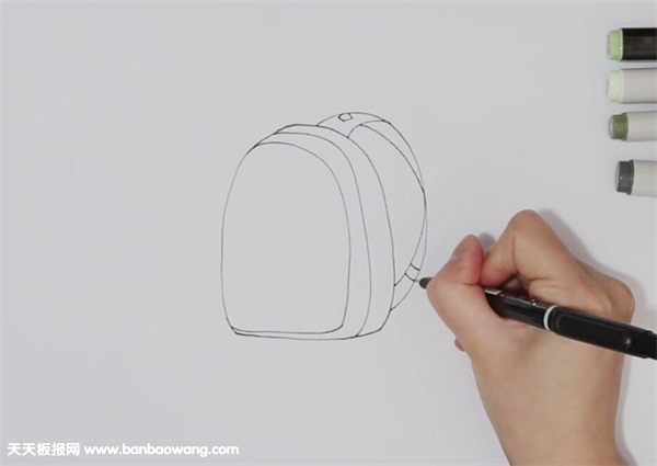 吃鸡三级包怎么画