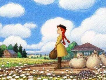 绿山墙的安妮读后感,一本适合女孩阅读的文学经典