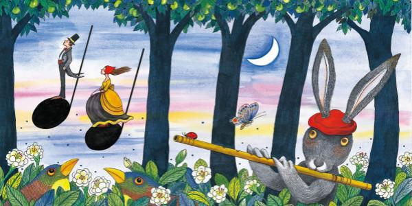 森林畅游读后感