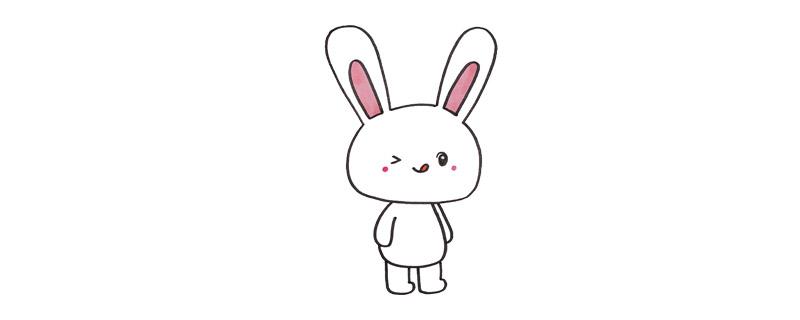 小兔子怎么画简单又可爱