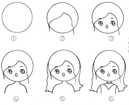 教师节老师怎么画好看?老师简笔画简单又漂亮