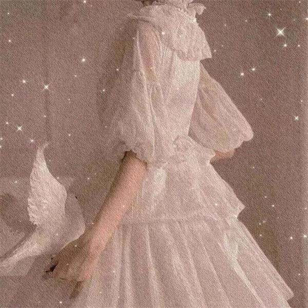 仙气飘飘女生头像闺蜜,温柔到爆的神仙头像女